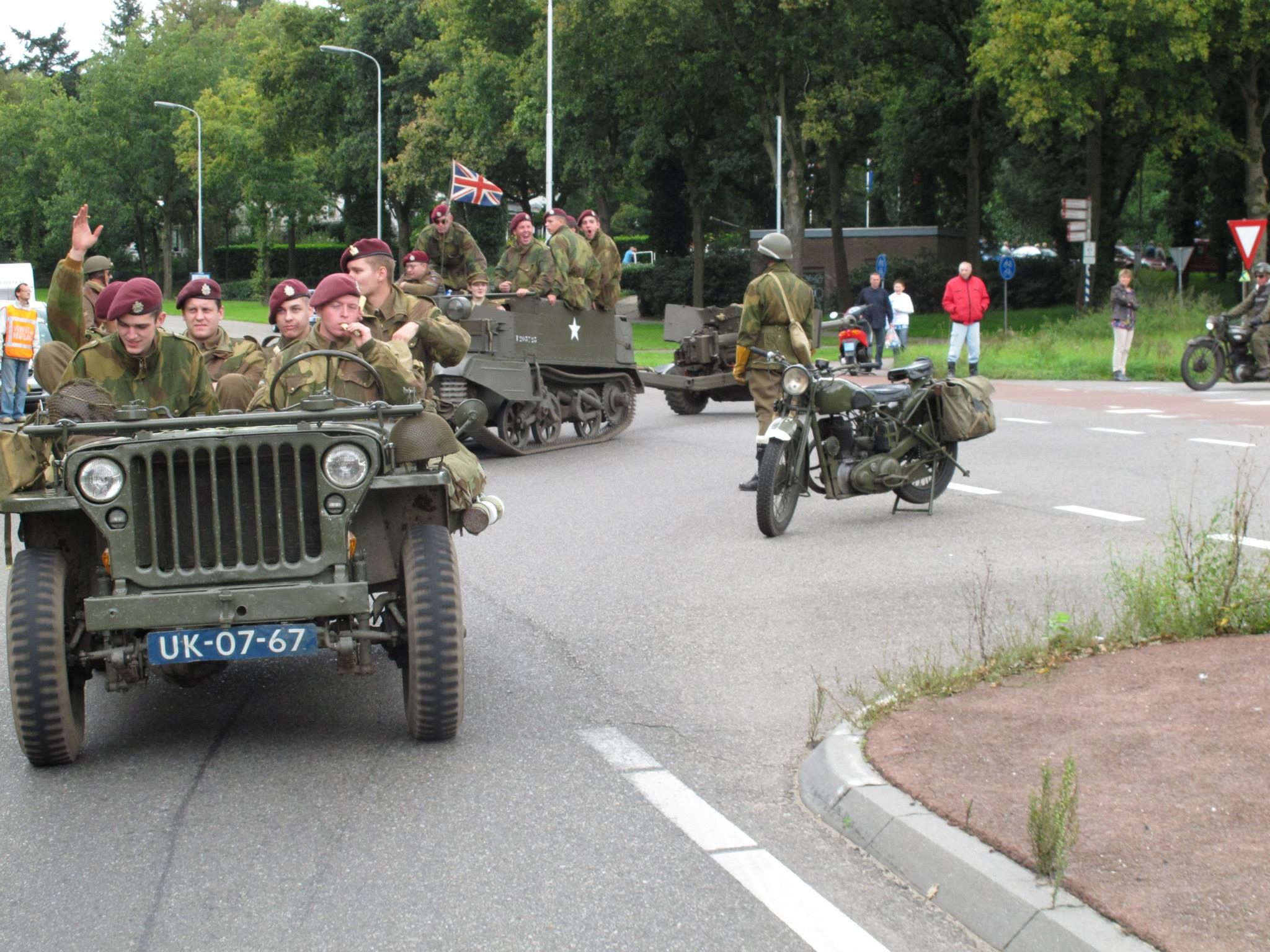 race to the bridge oosterbeek arnhem airborne