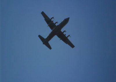 Luchtlanding